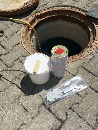 Verbesserung des Haftverbundes, des Fugendichtstoffes zum Untergrund